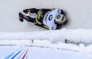 Ander Mirambell competint a Altenberg FOTO: EFE